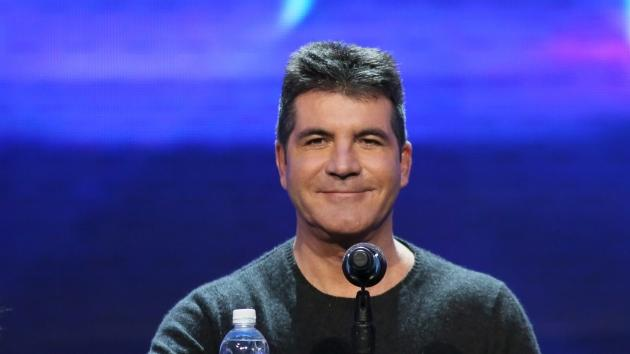 Simon Cowell attends 'The X Factor' season finale press conference at CBS Studios on December 17, 2012 in Los Angeles -- Getty Premium