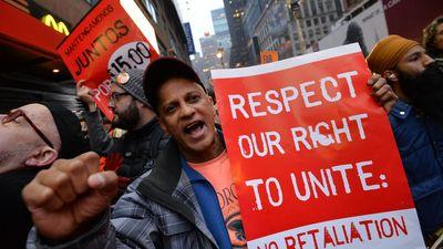 Why Aren't Fast-Food Workers Unionized?