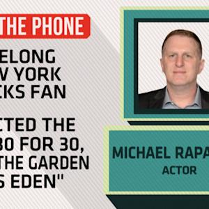 Gottlieb: Michael Rapaport talks Knicks and Porzingis
