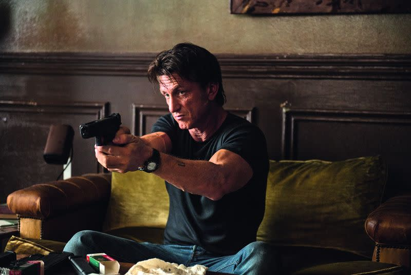 New trailers: The Gunman, Insurgent, Frozen Fever, and more