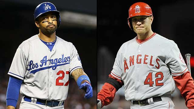 Who&#39;s in deeper trouble: Dodgers or Angels?