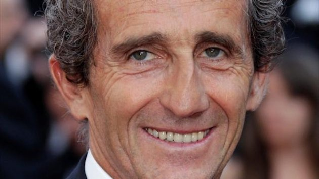 Renault ambassador Alain Prost reckons current plans to control costs have failed (Reuters)