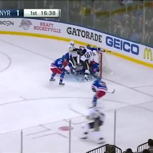 Pittsburgh Penguins at NY Rangers Rangers - 04/16/2015