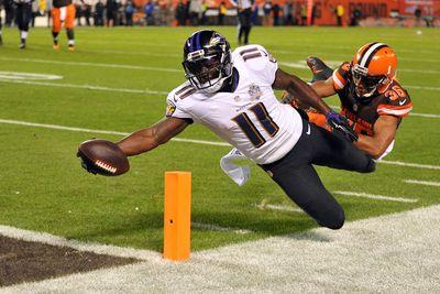 Ravens vs. Browns 2015 final score: Baltimore wins on blocked FG return for a TD