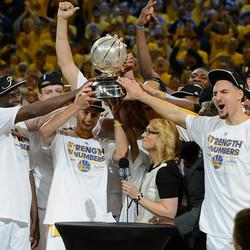40 Years, One Goal, The Warriors Return To The Finals