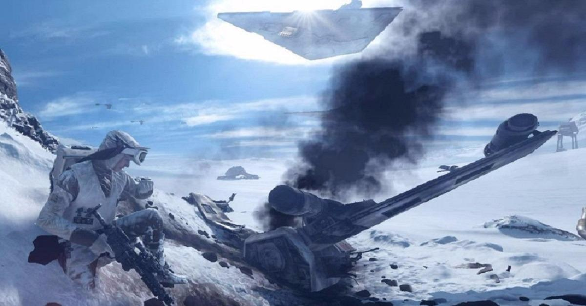 Touring the Battlefields of Star Wars Battlefront