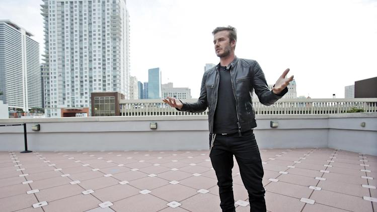 Beckham's architects recommend Port of Miami site