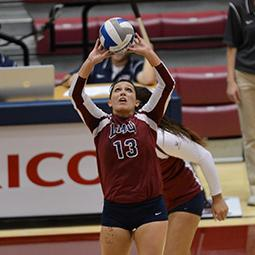WCC Volleyball Player of the Week | September 22, 2014