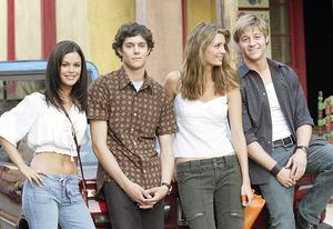 The O.C. | Photo Credits: Warner Bros. TV/The Kobal Collection
