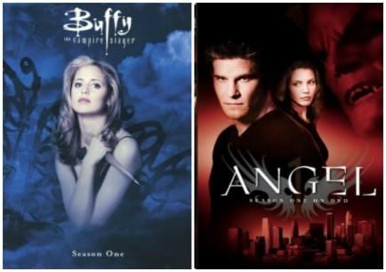 Buffy the Vampire Slayer Spin-Off - Angel