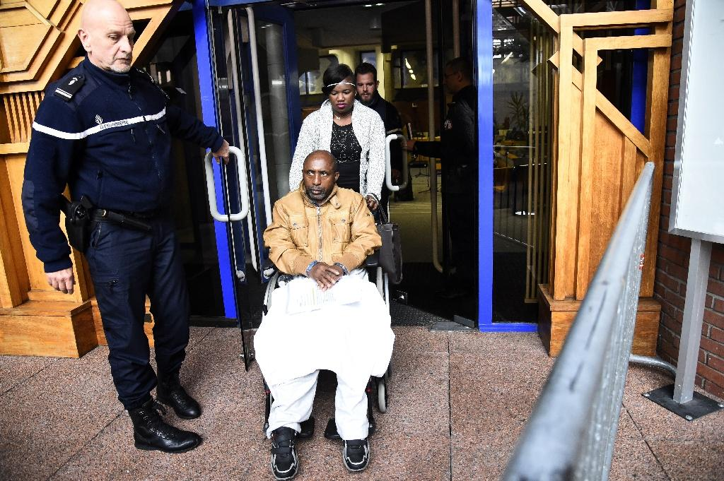 France upholds 25-year jail term for Rwanda genocide convict