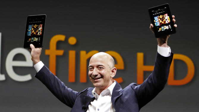 Amazon refreshes Kindles, including cheaper Fire
