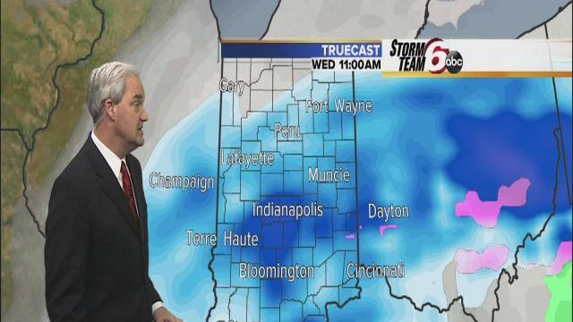 Kevin Gregory's winter storm outlook