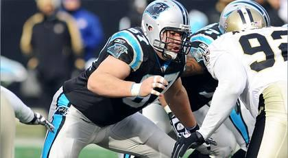 Panthers place C Kalil on injured reserve