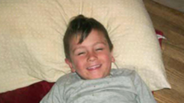 Caleb Linn is seen in this undated photo provided by the Arkansas State Police. Rescue crews are searching for the 3-year-old boy who went missing Saturday, March 24, 2012 from a Boy Scout camp in northeastern Arkansas. (AP Photo/Arkansas State Police)