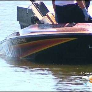 1 Dead, 1 Injured In Boat Crash In San Dimas