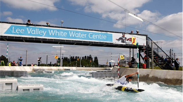 Lee Valley White Water centre - London 2012 venue