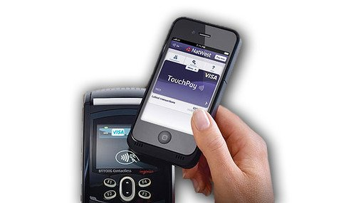 Visa, RBS and Nat West join forces to offer NFC contactless payment for iPhone 4 and 4S users. Visa, Phones, Apps, RBS, Nat West, NFC 0