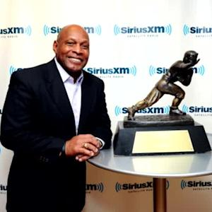 RADIO: Two-time Heisman Trophy winner Archie Griffin