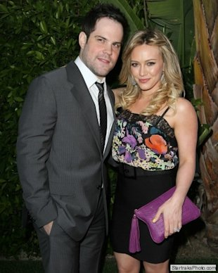 Hilary Duff Mike Comrie