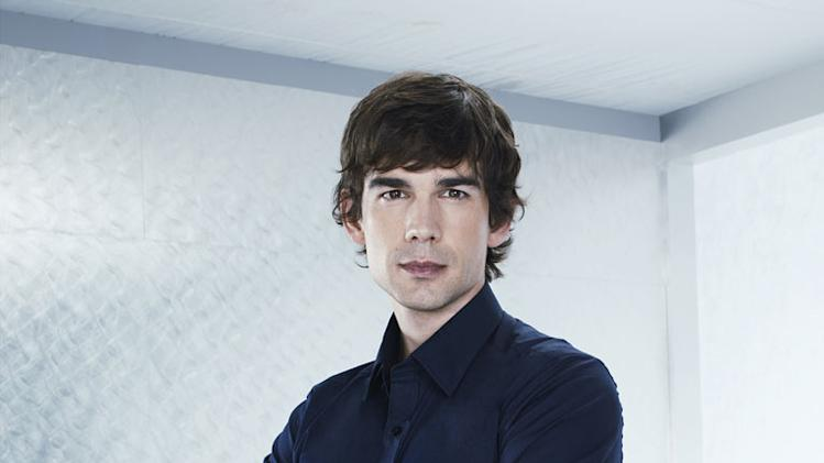 "Christopher Gorham stars as Auggie Anderson in ""Covert Affairs."""