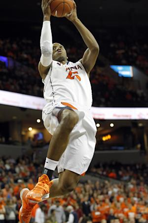Big run boosts Virginia past Liberty, 75-53