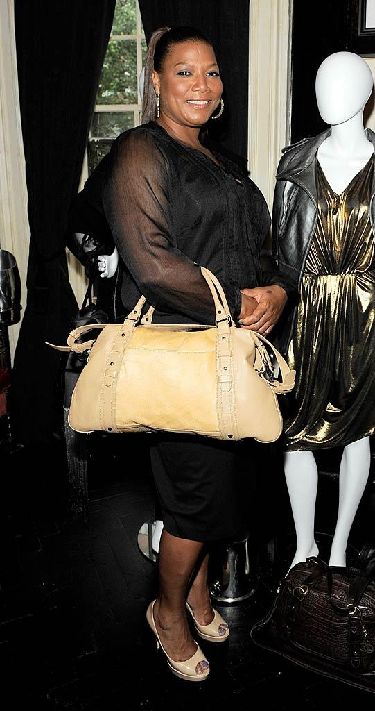 Queen Latifah HSN Launch