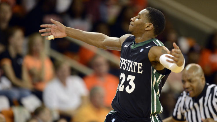NCAA Basketball: Atlantic Sun Conference Tournament-Mercer vs USC Upstate