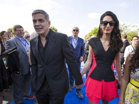 Clooney says interested in having children after all: Bild