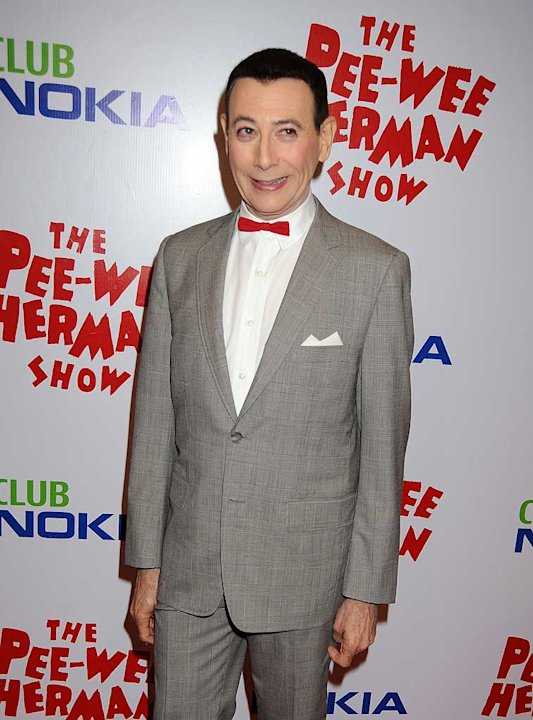 Reubens Paul Pee Wee Show