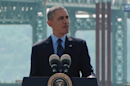 Obama: Social media makes us see how messy the world is