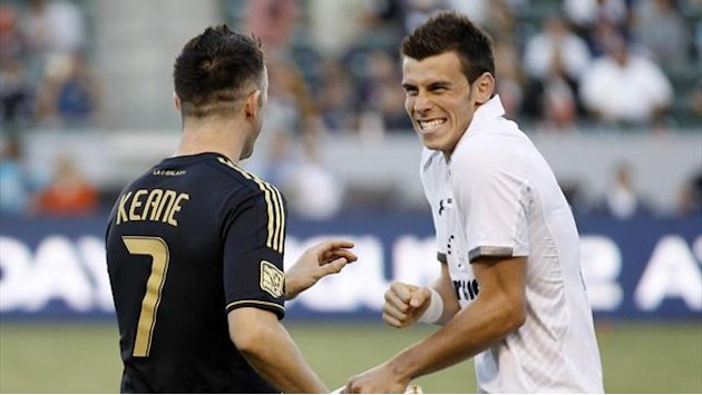 'Injured' Olympic prospect Bale plays for Spurs