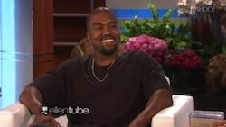 Kanye Talks About North, Shows New Music Video