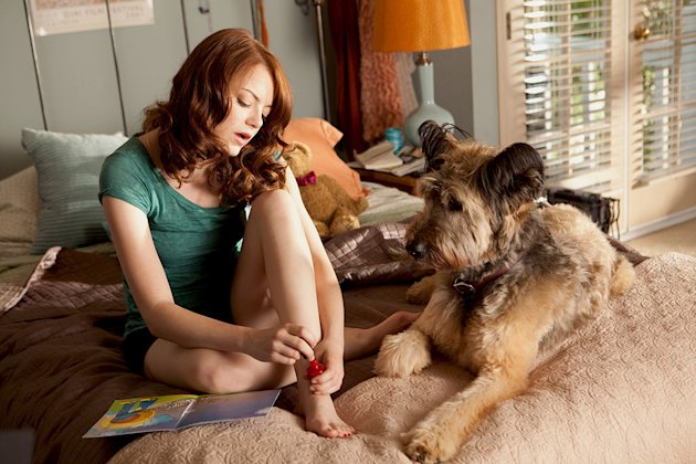Emma Stone Easy A Screen Gems 2010