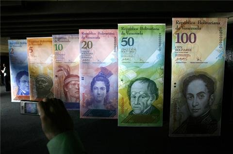 Venezuela devalues currency against US dollar