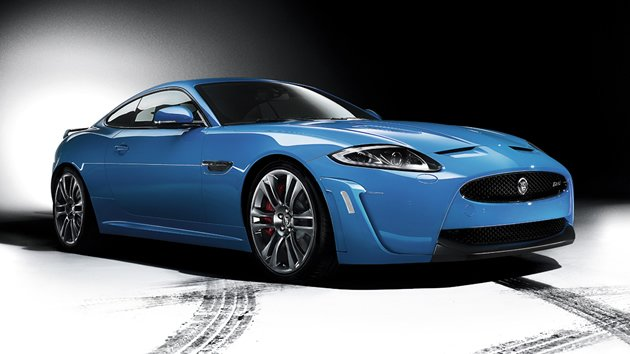 Jaguar XKRS (Photo: Cheryl Tay)