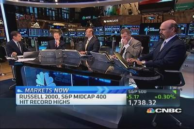 Earnings will move up: Pro
