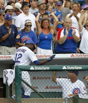 Maholm wins again as Cubs top Marlins 4-2