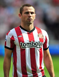 Phil Bardsley is set for a spell on the sidelines