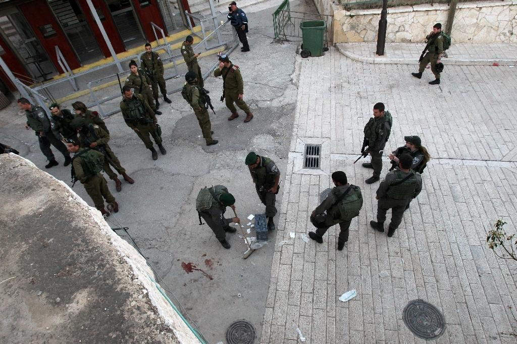 Palestinians shot dead after Jerusalem, West Bank attacks