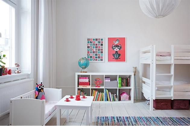 Soothing Kids Room