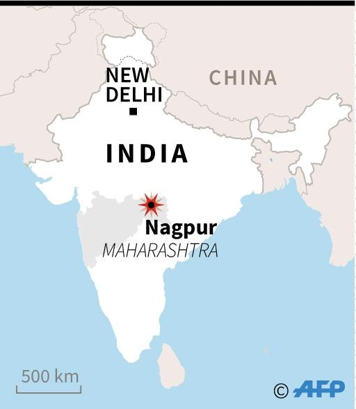 A fire at a massive military ammunition depot in Nagpur has killed at least 17 people and injured 19 more