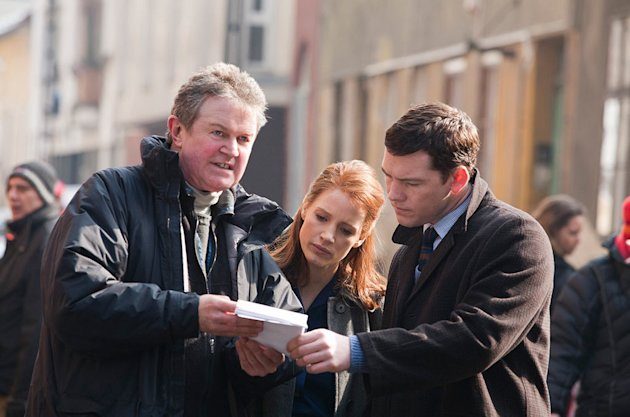 The Debt Focus Features 2011John Madden Jessica Chastain Sam Worthington