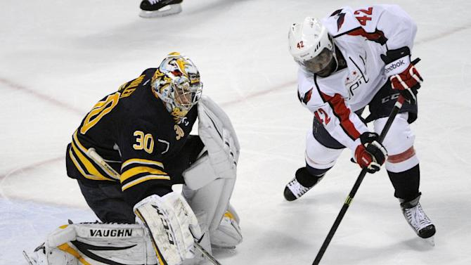 Sabres' Ryan Miller saving best for Olympic year