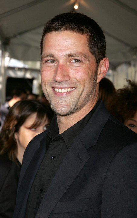 Matthew Fox at the ABC Upfront 2006-2007.