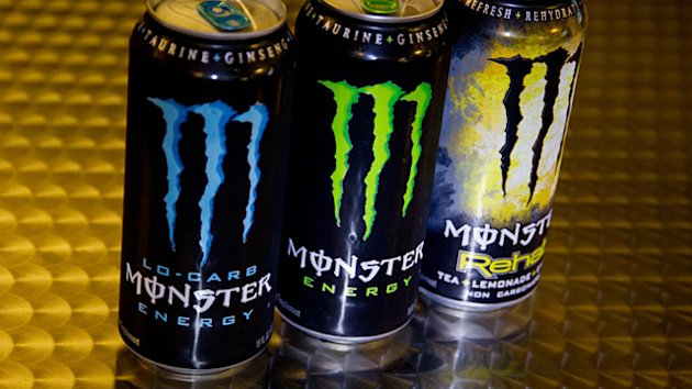 Monster Drinks to Get Caffeine Labels (ABC News)