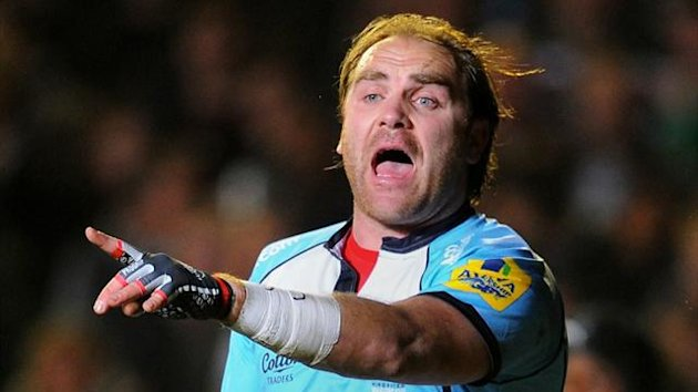 Andy Goode of Worcester Warriors (PA Photos)