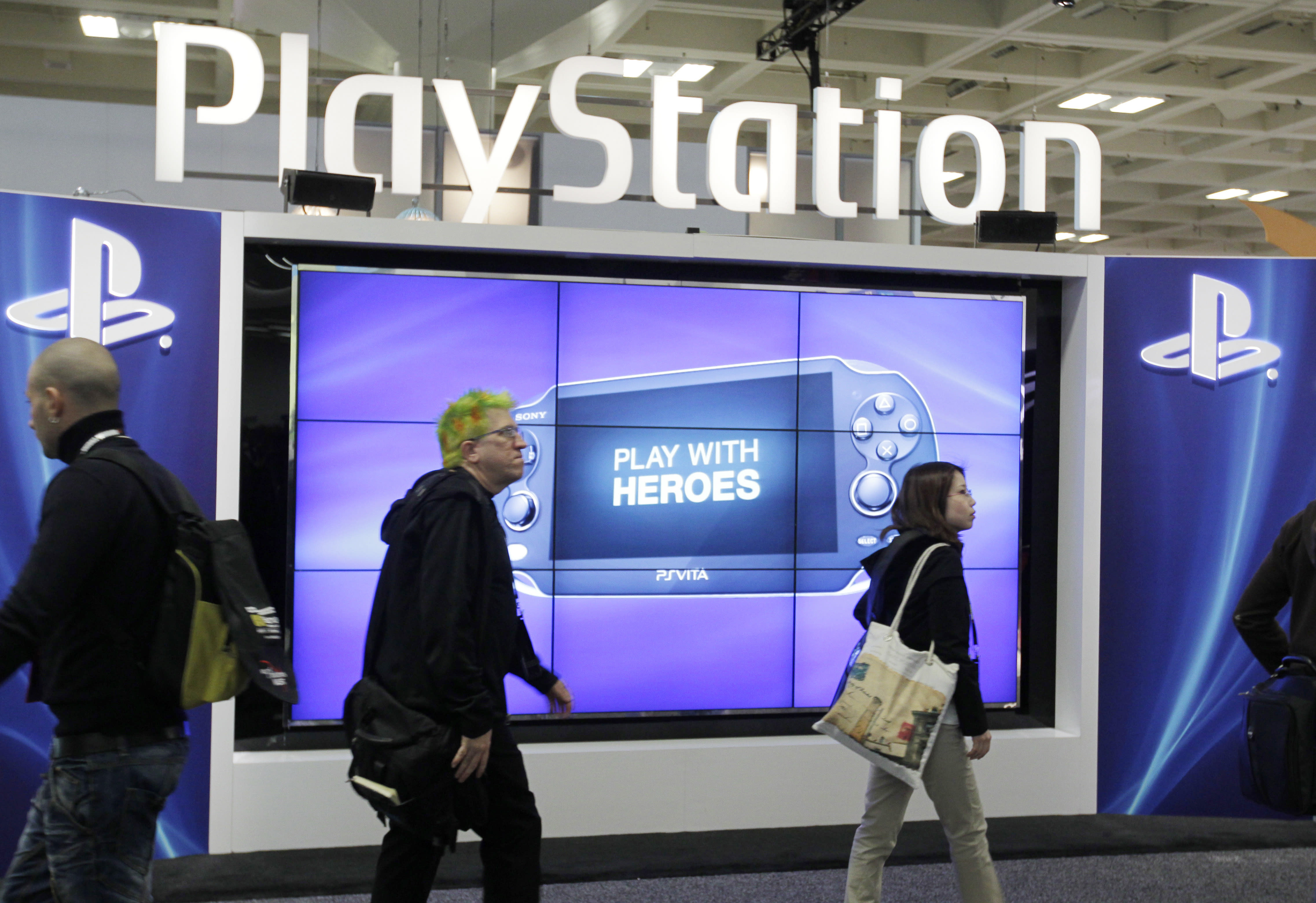 Sony's PlayStation network still out; Xbox back online