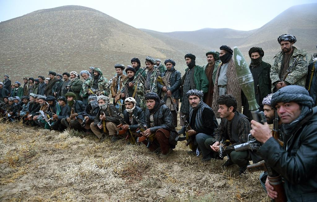 Rise of Afghan anti-Taliban militias stokes instability fears