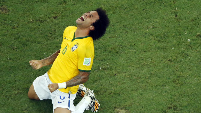 Marcelo stays in camp despite grandfather's death